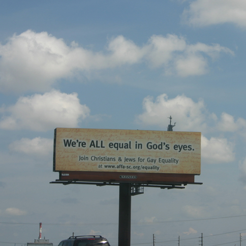 Charleston\'s (SC) Finest Billboard?