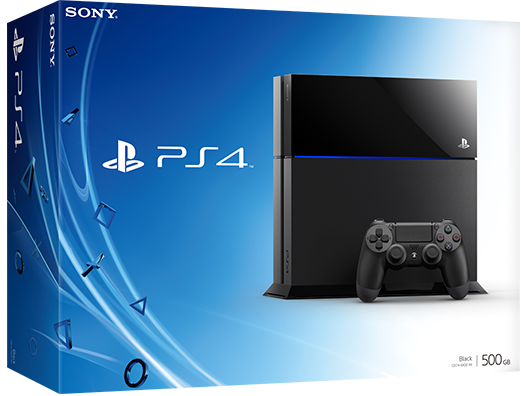 PS4 Package