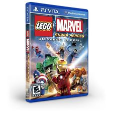 LEGO Marvel Superheroes: Universe In Peril PS Vita