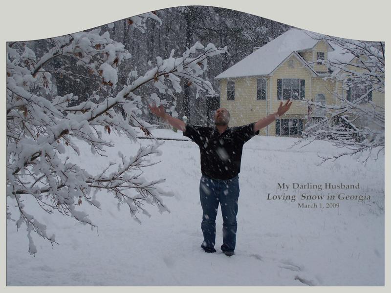 March 1, 2009 Snow